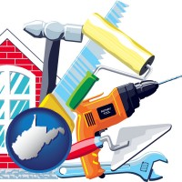 west-virginia home maintenance tools
